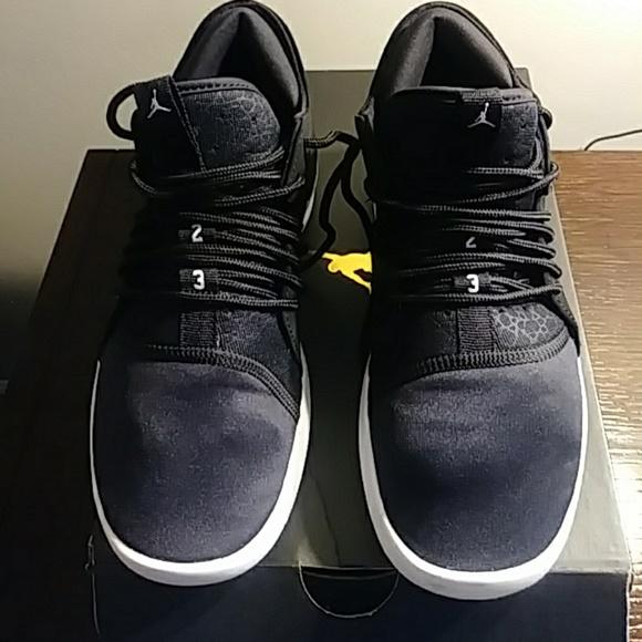 Jordan's 23 tennis shoes